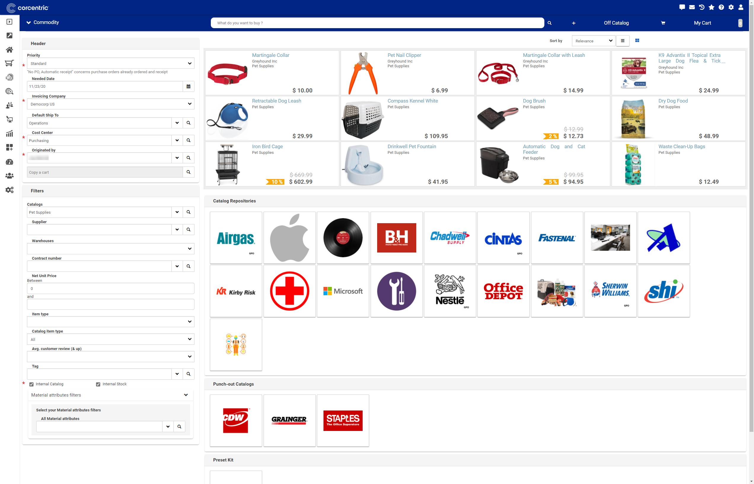 EasyCart Desktop