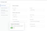 Kissflow Procurement Cloud screenshot: Kissflow Procurement Cloud purchase order processing screenshot