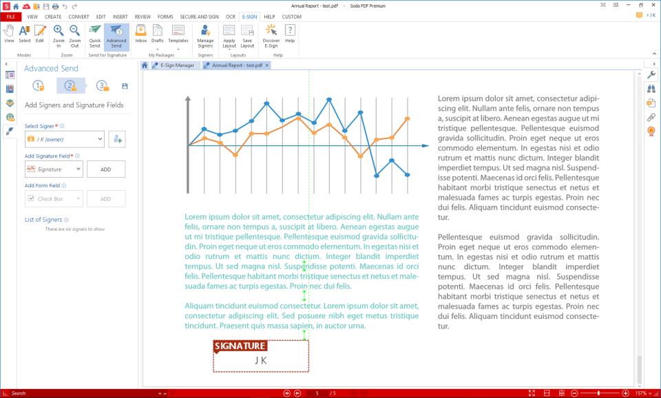 Soda PDF Software - 5