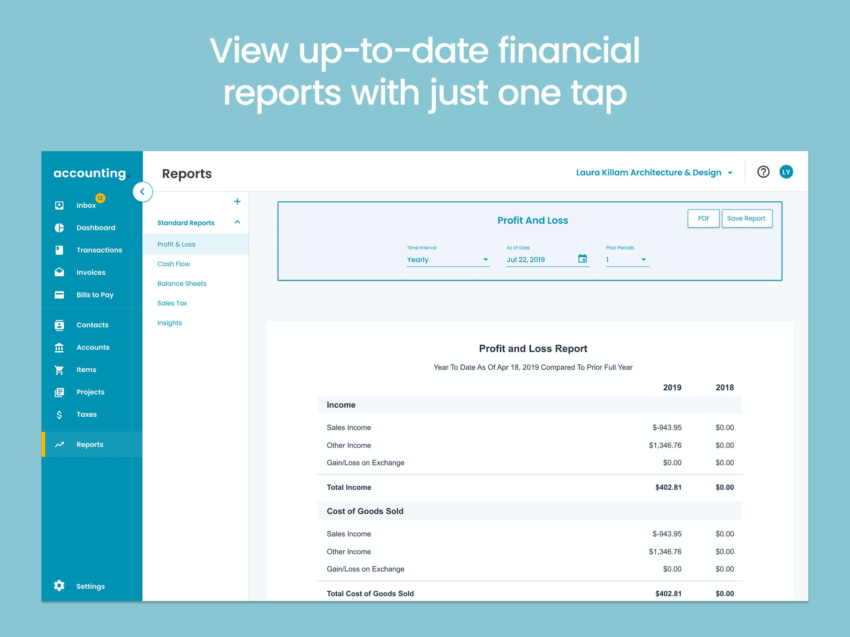 TrulySmall Accounting Software - TrulySmall Accounting