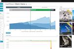 HiddenLevers Screenshot: HiddenLevers cash flow analysis