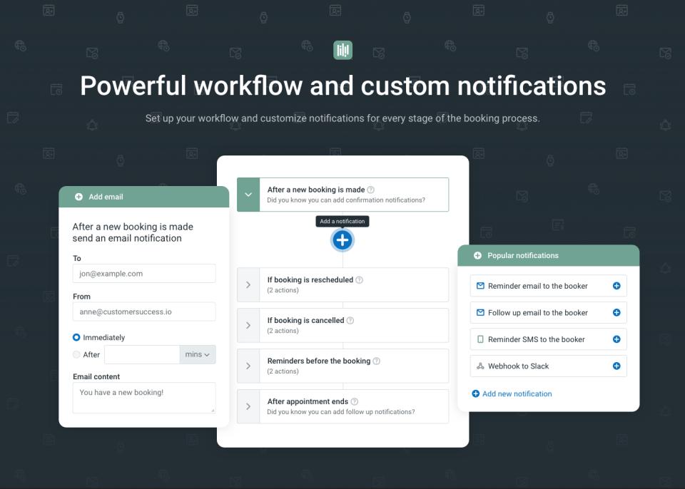 Set up a custom workflow