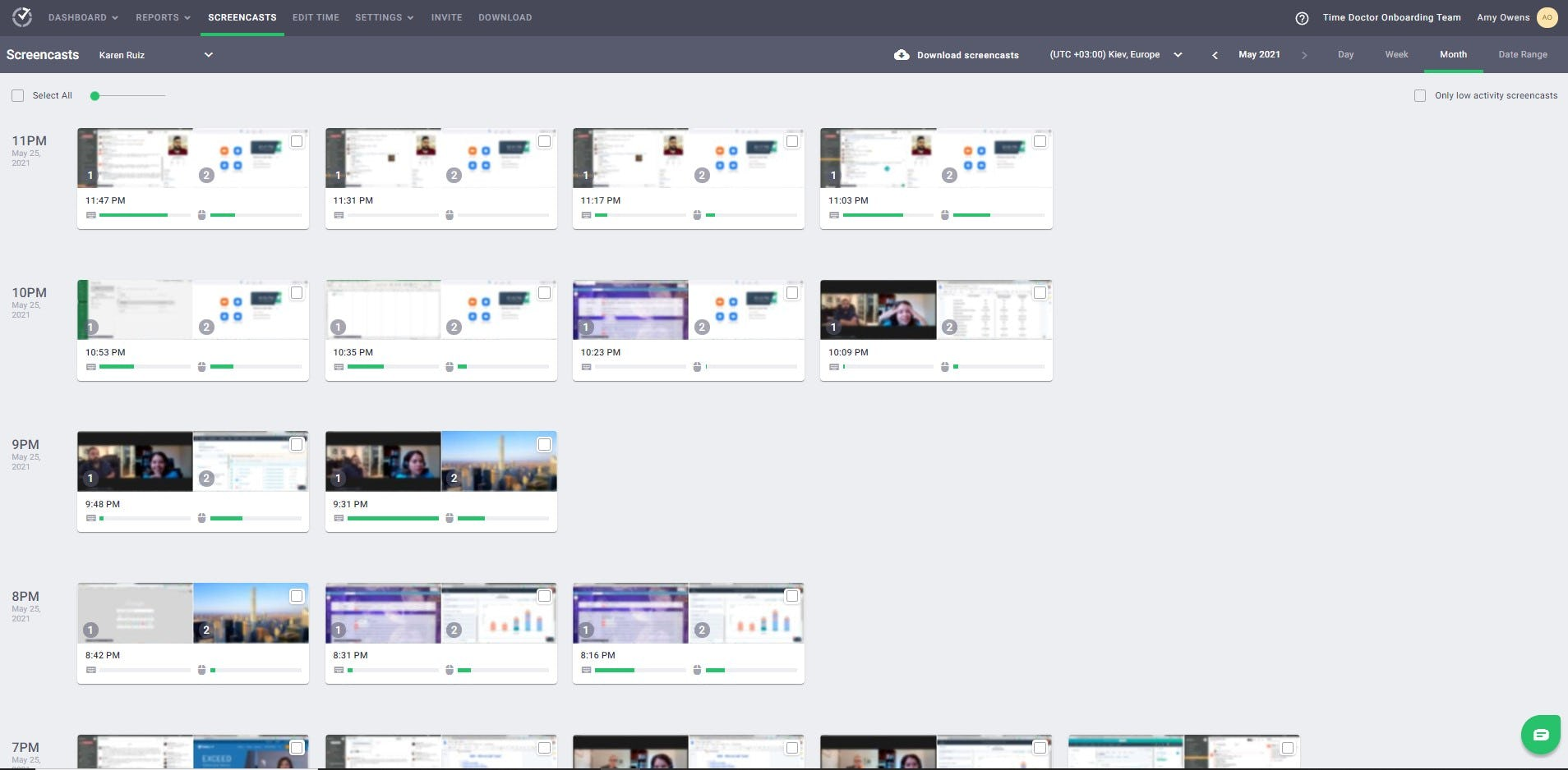 Time Doctor Software - Time Doctor Screencasts