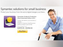 Symantec Endpoint Security Software - 1