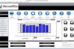 MarinaOffice screenshot: MarinaOffice: Main dashboard screenshot