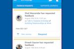 DeveLoop screenshot: Support colleagues' development by giving constructive feedback