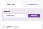 Kalypso screenshot: Kalypso filter tasks