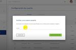 Indigitall screenshot: Indigitall invitation to users