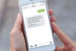 MobileCause screenshot: MobileCause text to donate