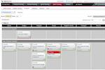 VersionOne screenshot: Kanban board in VersionOne