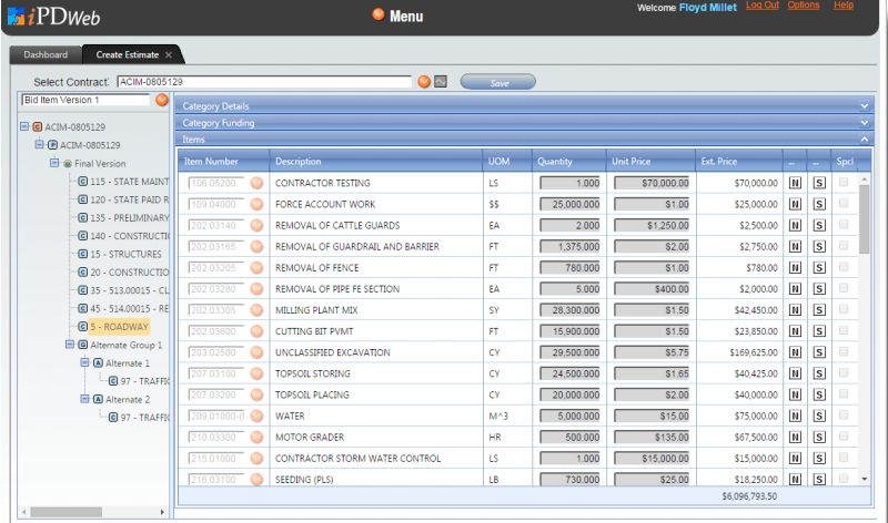 ExeVision's iPDWeb offers simple, intuitive user interface