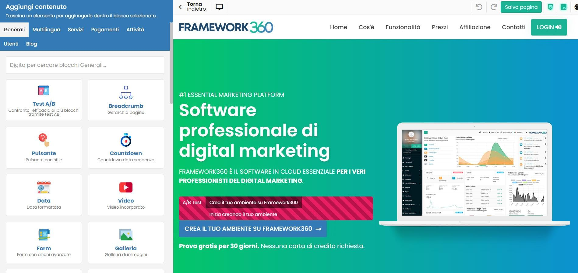 Framework360 Software - 2