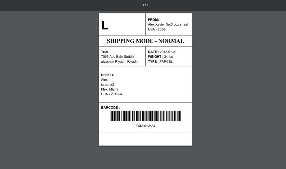 Courierscripts Software - 4