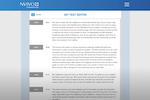 NVivo screenshot: Nvivo text editor