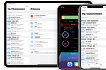 Pulseway screenshot: Powerful IT Monitoring from any Device Closest to You