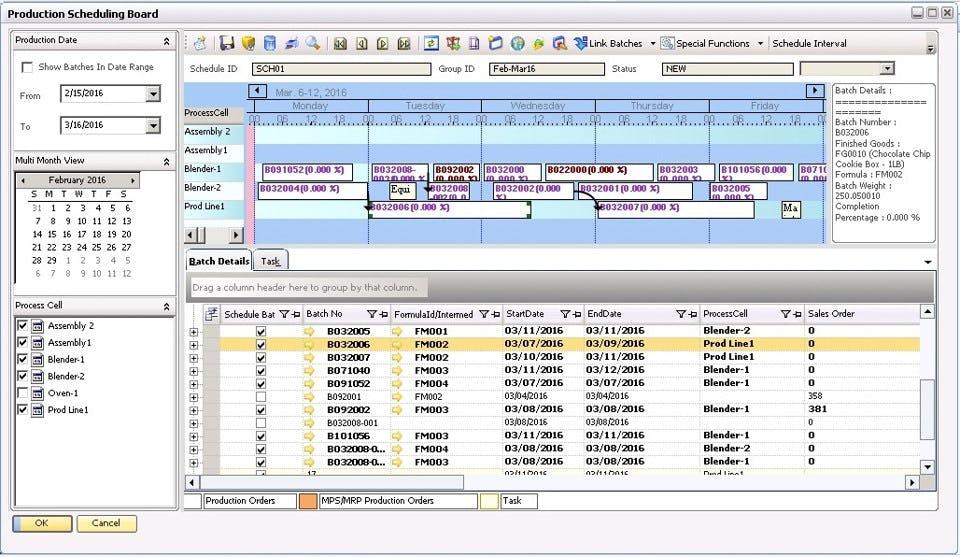 BatchMaster ERP Software - 6