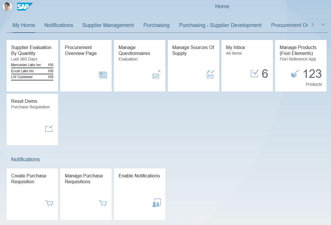 SAP ERP Software - 3