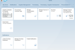 SAP Cloud ERP screenshot: SAP Cloud ERP Suite: SAP S/4HANA