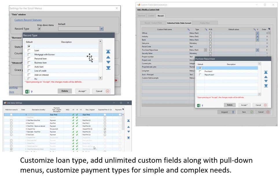 Margill Loan Manager Software - 5