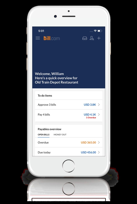 Bill.com Logiciel - 5