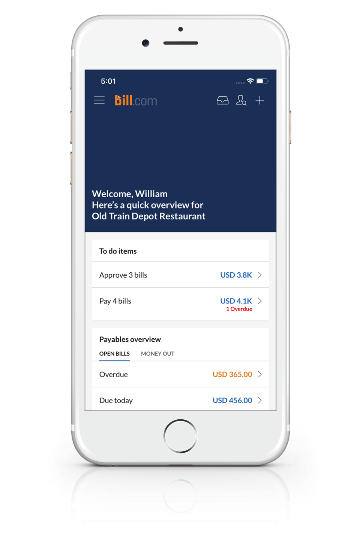 Bill.com Software - 5