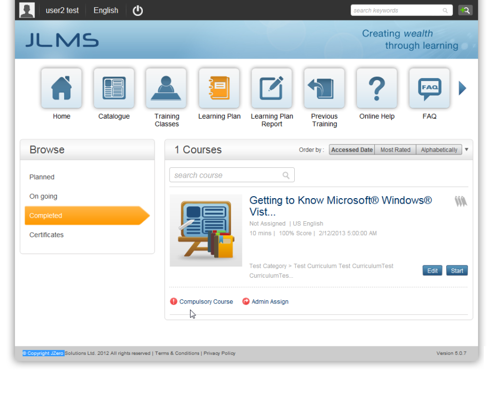 JLMS Software - 3