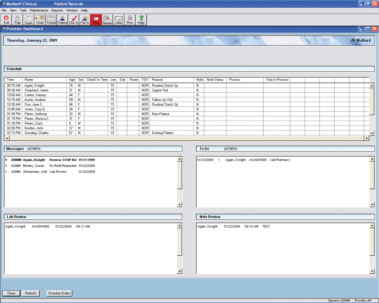Medisoft Clinical Software - 2