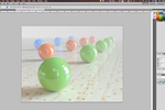 solidThinking suite screenshot: solidThinking Evolve depth analysis screenshot