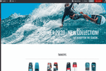 Sana Commerce screenshot: Our Visual Designer makes it easy to design webstore pages.