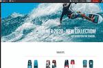 Capture d'écran pour Sana Commerce : Our Visual Designer makes it easy to design webstore pages.