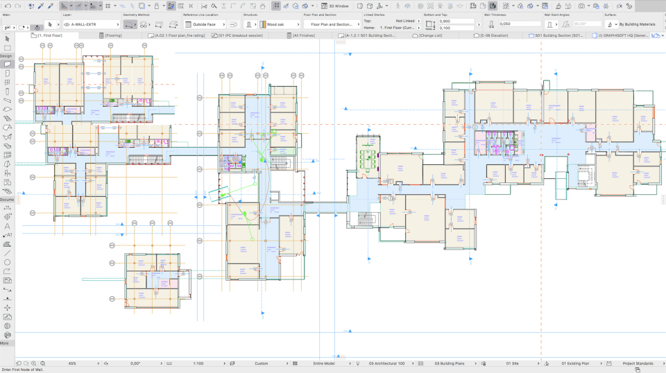 ARCHICAD Software - 1