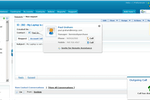 ManageEngine SupportCenter Plus Screenshot: View requests in ManageEngine SupportCenter Plus