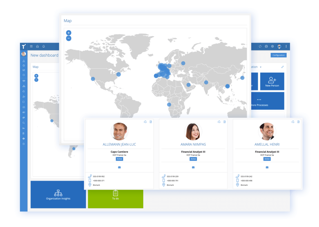 Talentia HCM Software - Core HR Software. The heart of an integrated suite of modules designed to support core HR activities with a single source of information. People and information brought together in a user-friendly and secure environment.