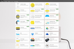 Kanban Tool screenshot: Kanban Tool offers 24 Power-Ups for free. Additionally, Enterprise plan users benefit from Process Automation and Time Tracking & Reporting features.