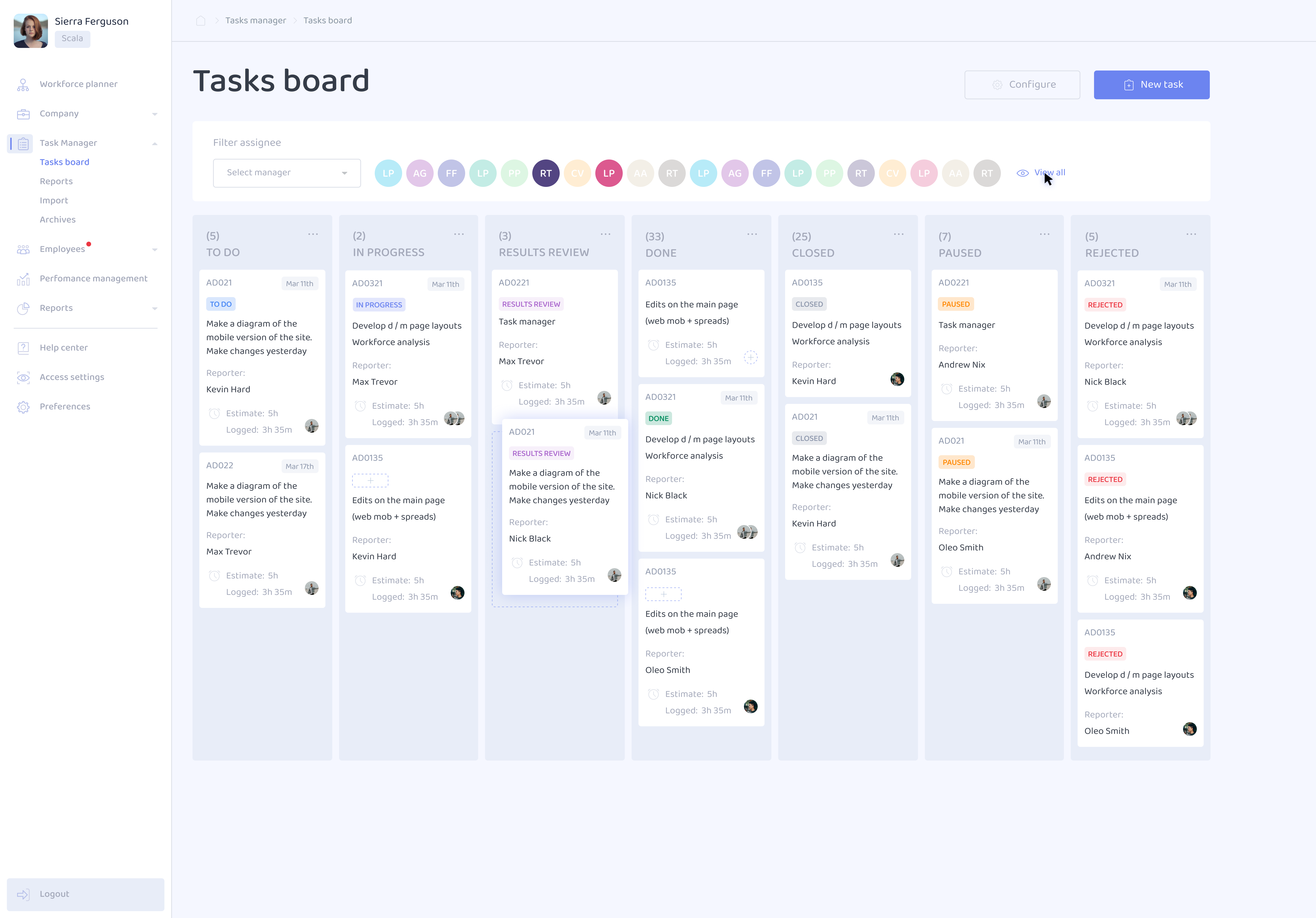 stayhome.ai - tasks app