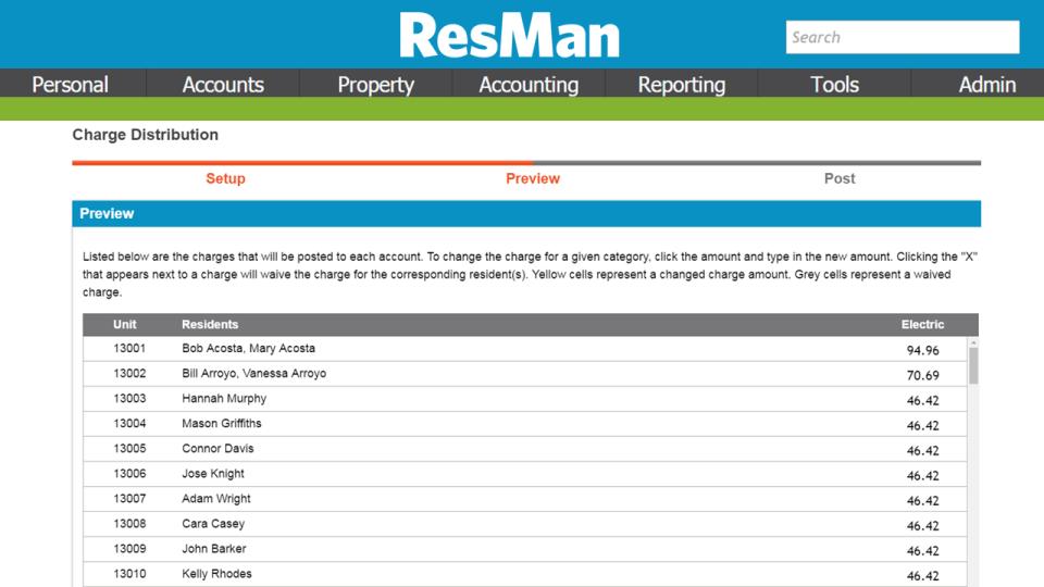 ResMan Software - 3
