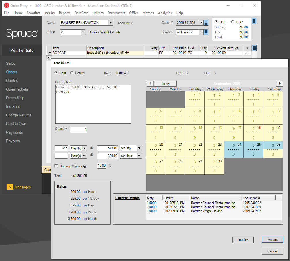 Spruce Software - 8