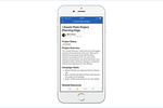 Confluence screenshot: Collaborate with your team and receive notifications on the go with the Confluence mobile app.