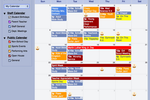 Schermopname van Gradelink: Gradelink – View and share event calendar