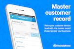 FinancialForce Accounting screenshot: Consolidate all customer data