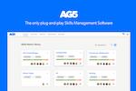 AG5 Skills Management screenshot: AG5 Skill Management