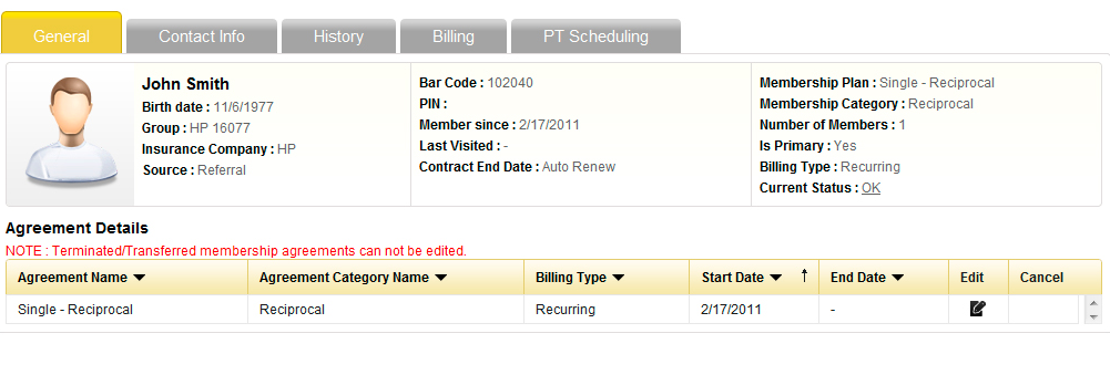 iGo Figure supports recurring billing