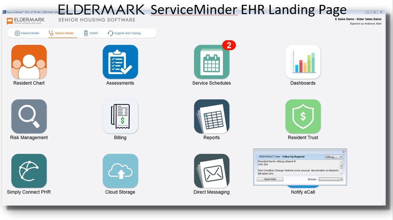 Eldermark Software - 3