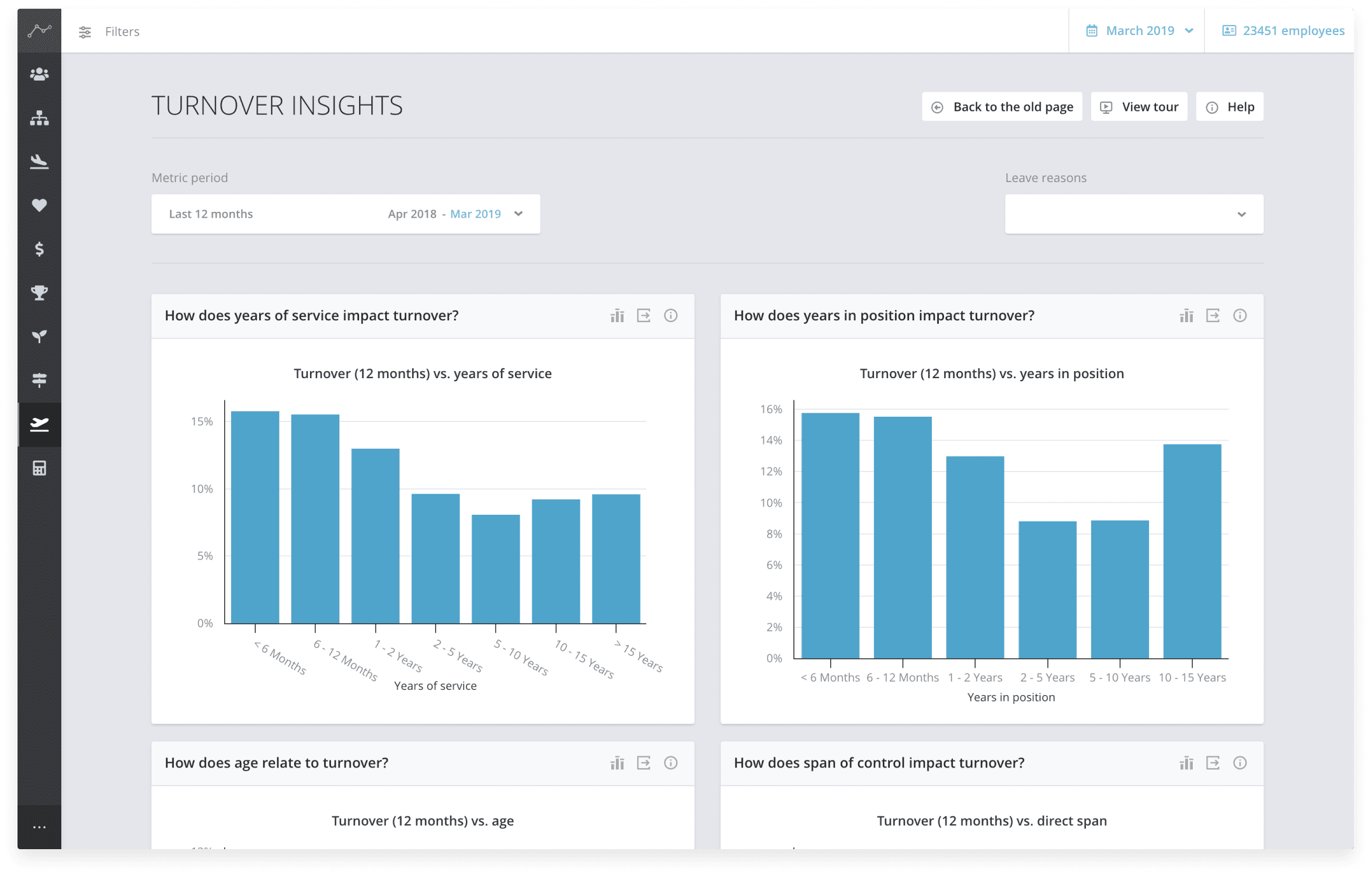Crunchr People Analytics Software - 3