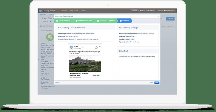 Salesforce Marketing Cloud Logiciel - 1