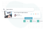 Bloomfire screenshot: Optimize your content for search without wasting time on manual tagging. Bloomfire automatically generates tags based on the content in your post so that it's easy for others to find.
