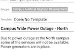 Regroup Mass Notification screenshot: Regroup Mass Notification new post creation