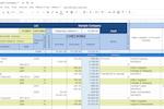 Big E-Z Bookkeeping Screenshot: Checking Account