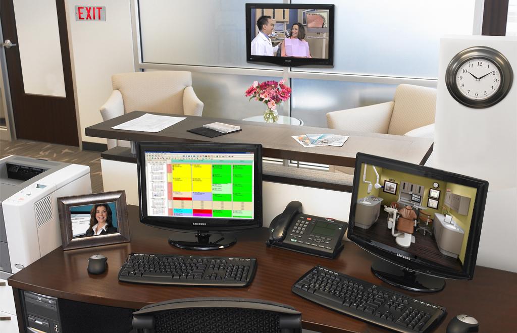 Dektop interface
