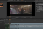 Capture d'écran pour Nuke : Nuke video sequence